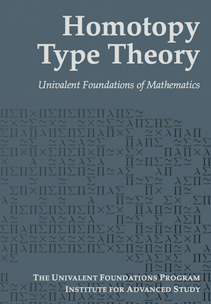 Homotopy Type Theory Group blog on mathematics