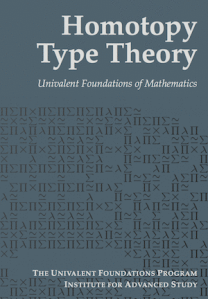 The HoTT Book | Homotopy Type Theory